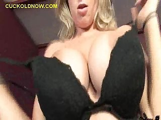 Cuckold See His Wife Get fucked