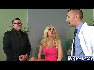 Sexy patient Kayla kayden recive hard intercorse from doctor as treat clip 11