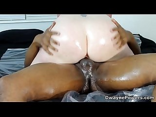 Wife wanted to feel Black cock