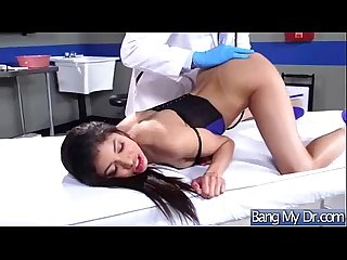 Hardcore Sex With (veronica rodriguez) Patient And Doctor Banging On Cam clip-30