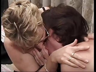 Lesbian with anal insertions excl
