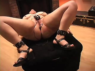 Amber anal electrocution