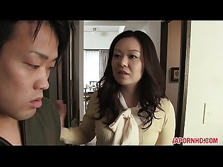 Jav uncensored with english subtitle colon mom gives son blowjob before leaving