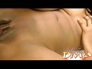 Indian Babe Divya Masturbating With Big Dildo - Indian Porn