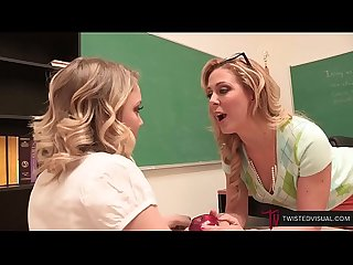 Dakota Skye's Painful Anal with Lesbian Stepmother Cherie Deville