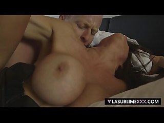 LaSublimeXXX Italian MILF fuck with young Czech guy
