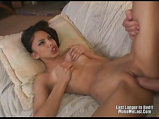 Teen skinny latin fuck all over