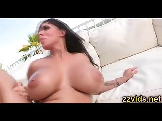Big tit milf hollu halston outdoor anal