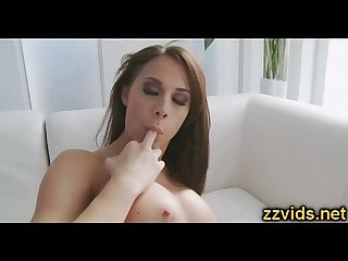 Sexy brunette chanel preston dp fuck