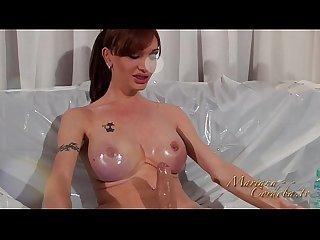 Mariana cordoba shemale trailer Masturbandome con aceite