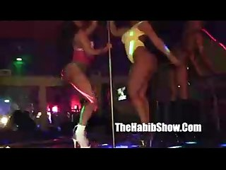 Lil scrappy at harlem knights strip club