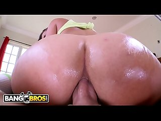 Bangbros big ass babe kelsi monroe taking anal from mike adriano