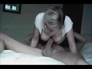 Amateur babe ass licked then fucked on real homemade