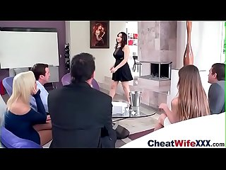 (valentina nappi) Naughty Wife Like Cheating Sex On Camera clip-28