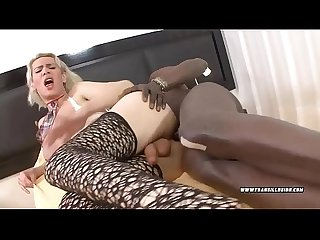 Pretty transsexual offers mouth and ass Vol. 9