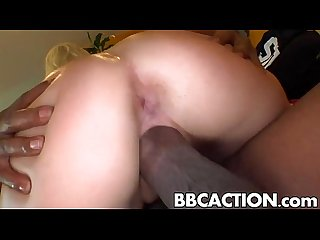 Tara Lynn Foxx hard fuck with black cock
