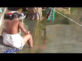 Washing bathing ghat