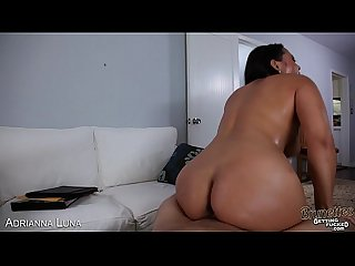 Very hot adrianna Luna fuck