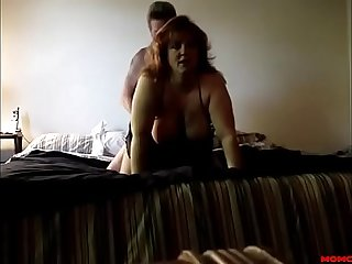 Mom lets son use her PUSSY for a night WTF