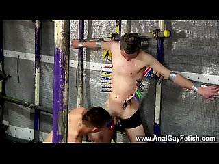 Free gay guy porn kyler moss gagged and bound feeding aiden a 9 inch