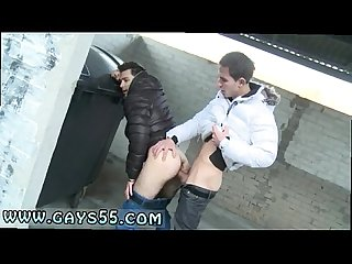 Teen boys sucking outdoors gay Hitch Hikers Love The Dick!