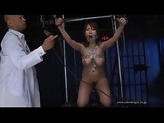 Electric torture hardcore japanese girl