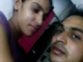 Indian young beautiful girl with hot kiss and suck of her bf wowmoyback