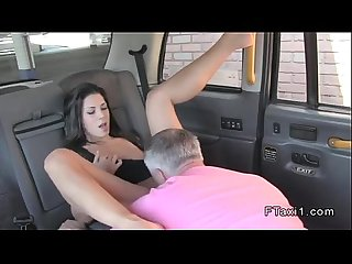 Alexa tomas is getting fucked in car