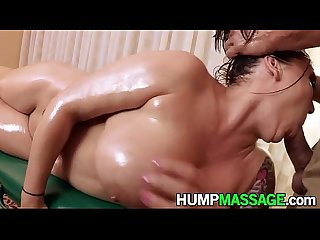 Claire Dames Hot Fuck Massage