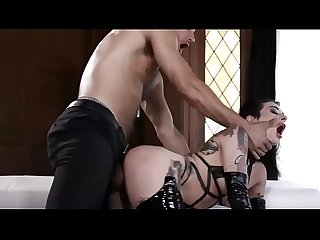bdsm rough sex - Sexy brunette milf is perfect slave for fucking - WWW.GIFALT.COM -..
