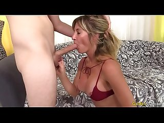 Mature women Sky Haven intro and fuck