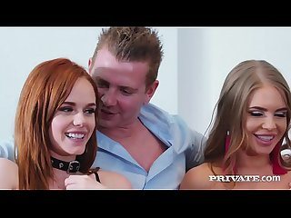 Private period com jolee love ella hughes alessandra do 4some excl