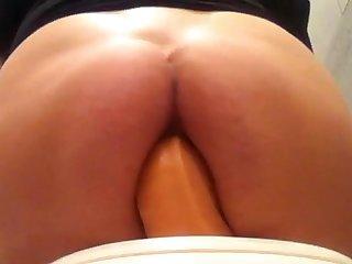 Muy voraz toy anal profundo