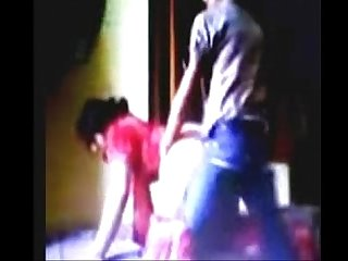 2014 new punjabi Bhabhi red salwar with littel dever ji S in home sex