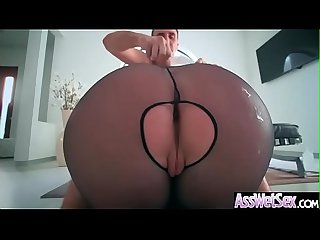 brooklyn chase luscious girl with round big ass in hard anal sex movie 09