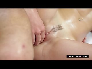 Lasublimexxx connie carter S special oil massage