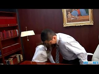 Subtitles ibuki comma japanese secretary comma fucked in office