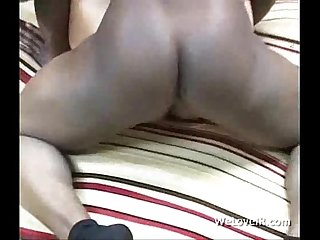 Milf with tats loves black cock