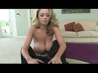 Busty pov slut blowjob fun