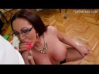 Horny amateur amazing orgasm