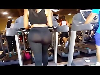 german pawg in the gym