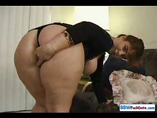 Huge ass mature mommy