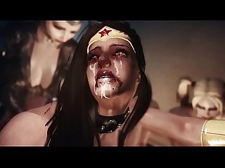 WONDER WOMAN'S WOE