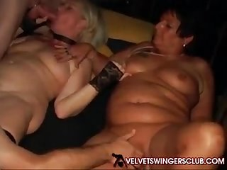 That Mature creampie sharing sluts almost