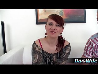 Horny milf Vera delight rides a black dick