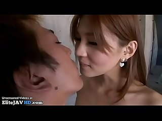 Jav incredible beauty satisfies lucky man more at elitejavhd com