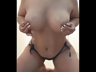 Sexy Indian mom