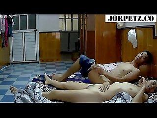 Tinira sa sala ang balikbayan na bisita kaplog com pinay S new
