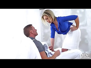 The best blowjob by a milf (Full in MEGA quality HD..