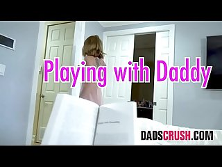 Mytaboovideos horny daughter fucks stepdaddy